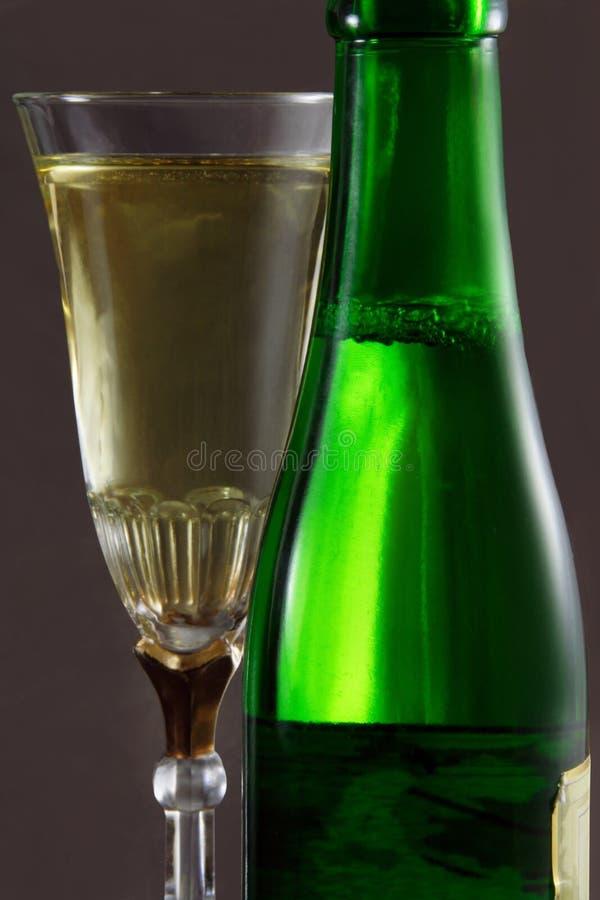 vit wine arkivbilder