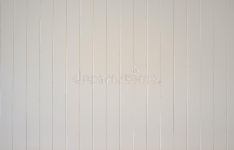 Vit Wood bakgrund royaltyfri fotografi