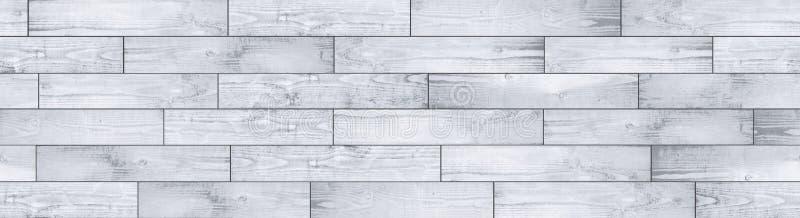 Vit Wood bakgrund Lantlig träväggtextur Yttersida med den gamla naturliga trämodellen Träparkett durk royaltyfri foto