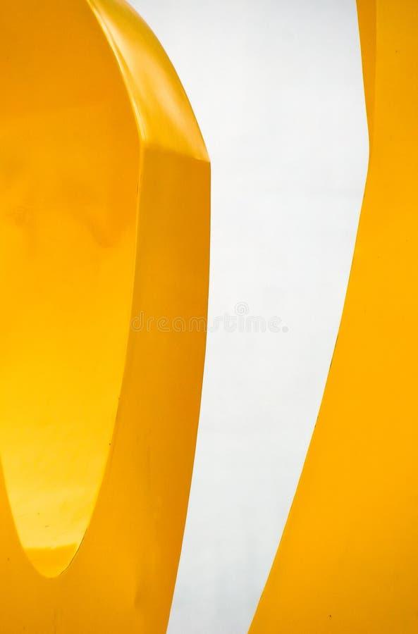 vit yellow royaltyfri bild