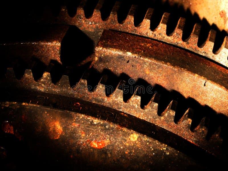 Vita arrugginita II immagine stock