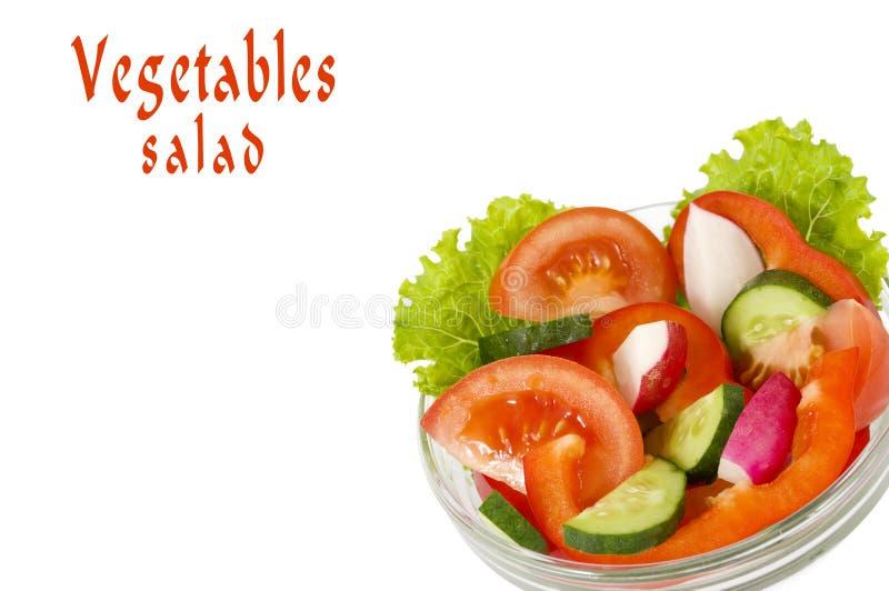 Download Vita Bakgrundssalladgrönsaker Fotografering för Bildbyråer - Bild av platta, genomdränkt: 19790907