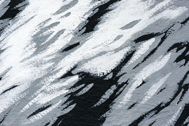 Vita borsteslaglängder av den svarta väggbakgrunden royaltyfri fotografi