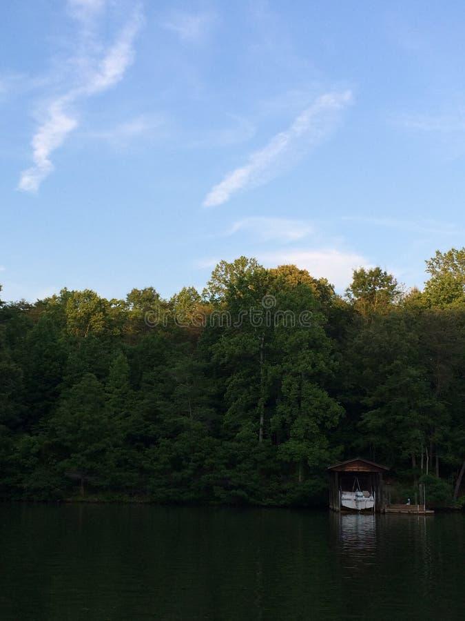 Vita calma del lago immagini stock libere da diritti