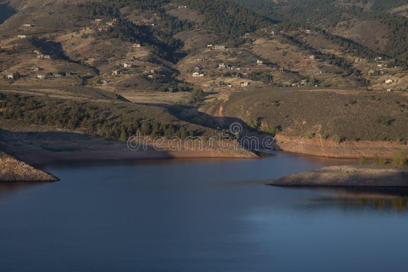Vita della montagna del Colorado immagine stock