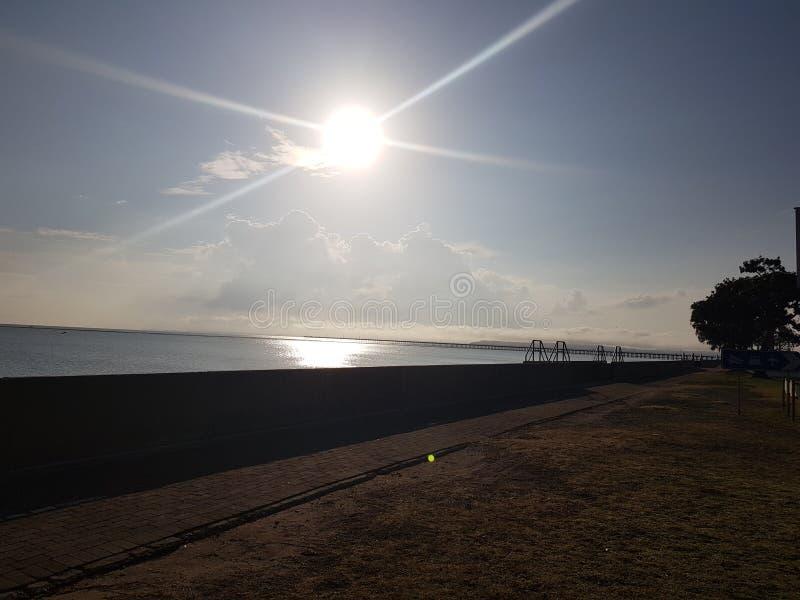 Vita della spiaggia immagine stock libera da diritti