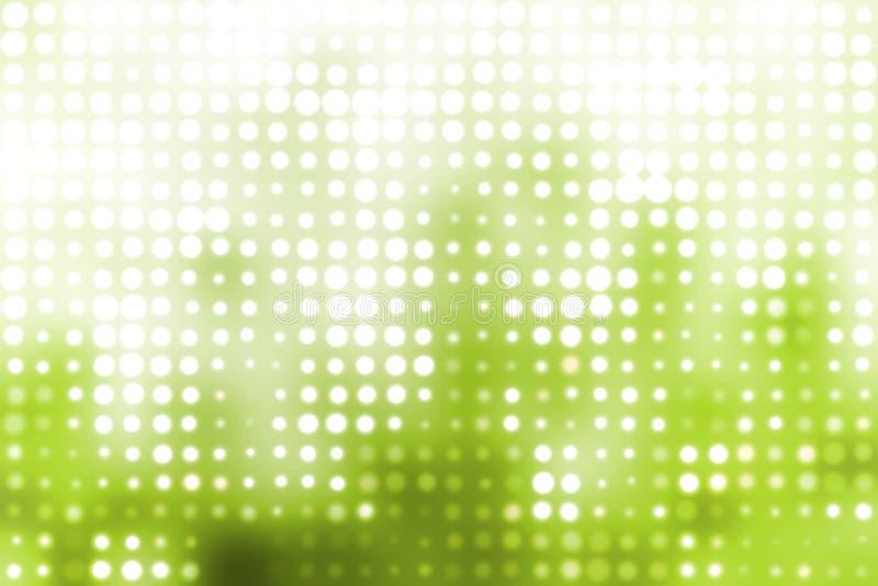 vita futuristic glödande klartecken vektor illustrationer