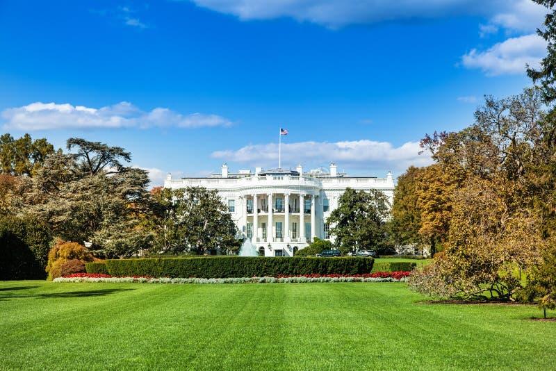 Vita huset fotografering för bildbyråer