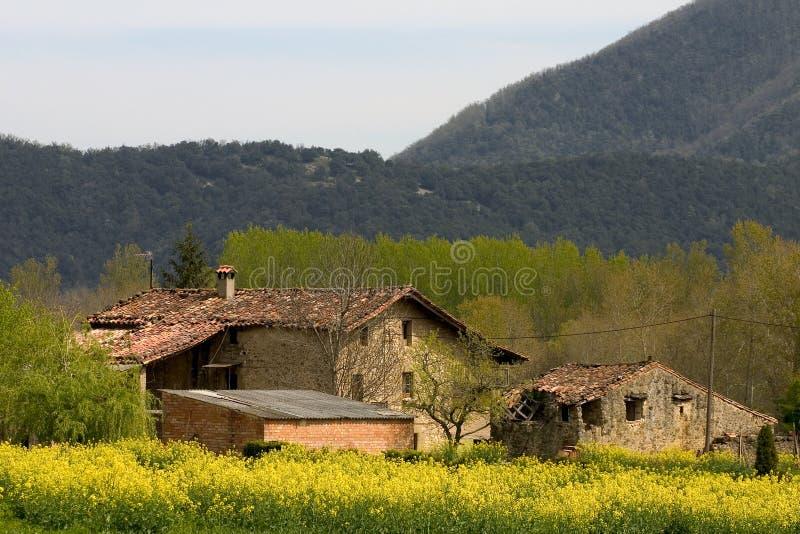 Vita rurale immagini stock