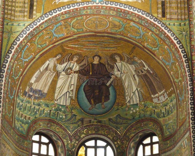 Vitale Ravenna del san immagini stock