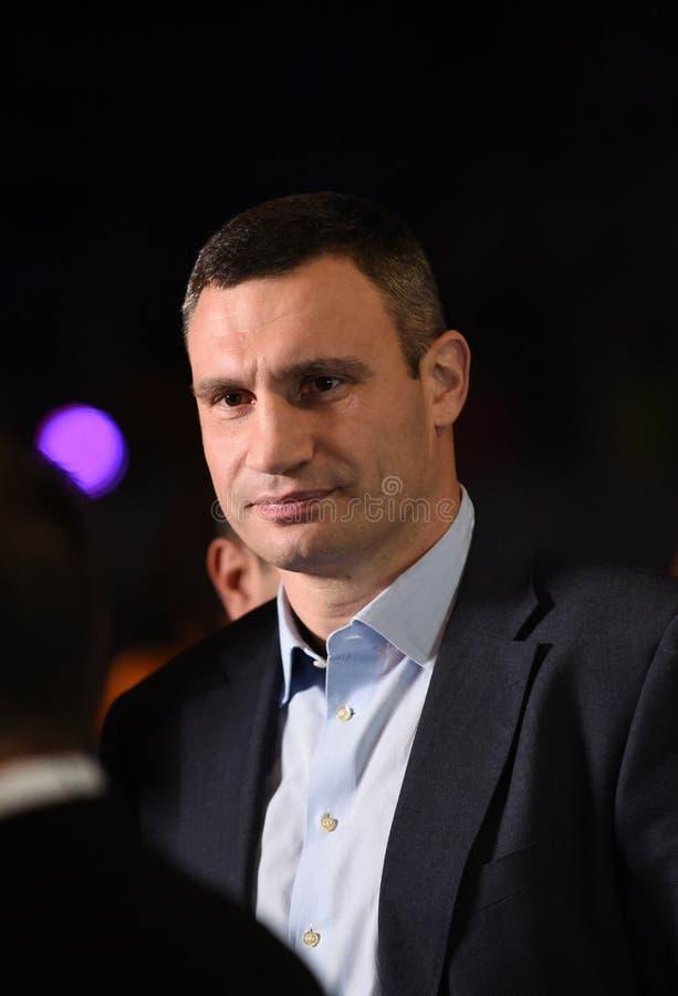 Vitalij Klitschko 库存图片