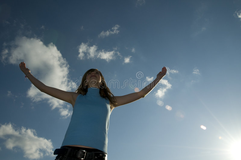 Vitality stock photography