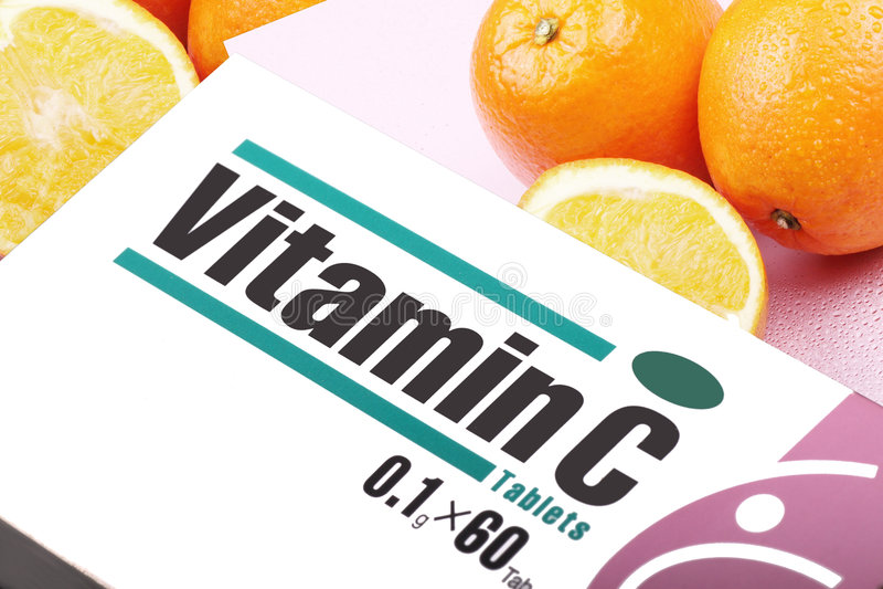Download Vitamin C stock image. Image of arrangement, catching - 8349831