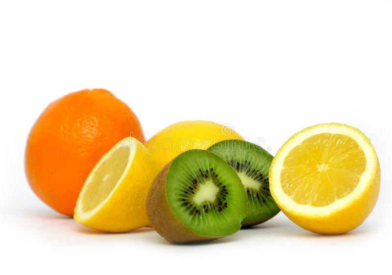Vitamin C Overload stock photography