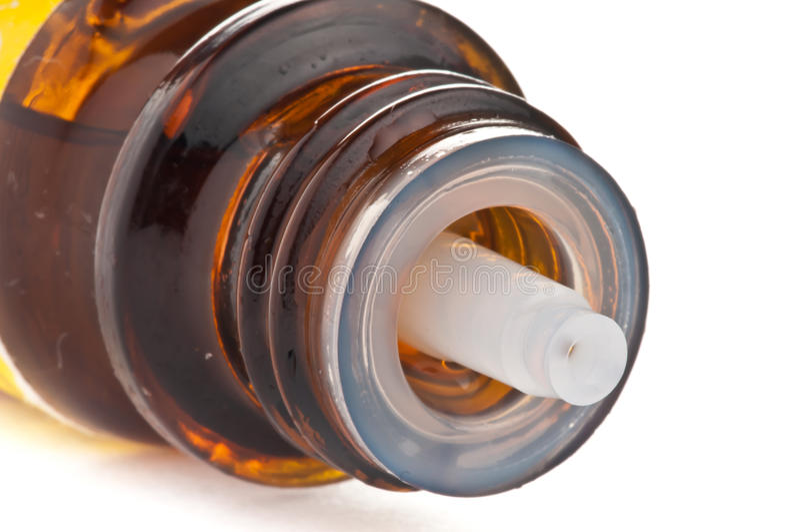 Vitamin drops royalty free stock image