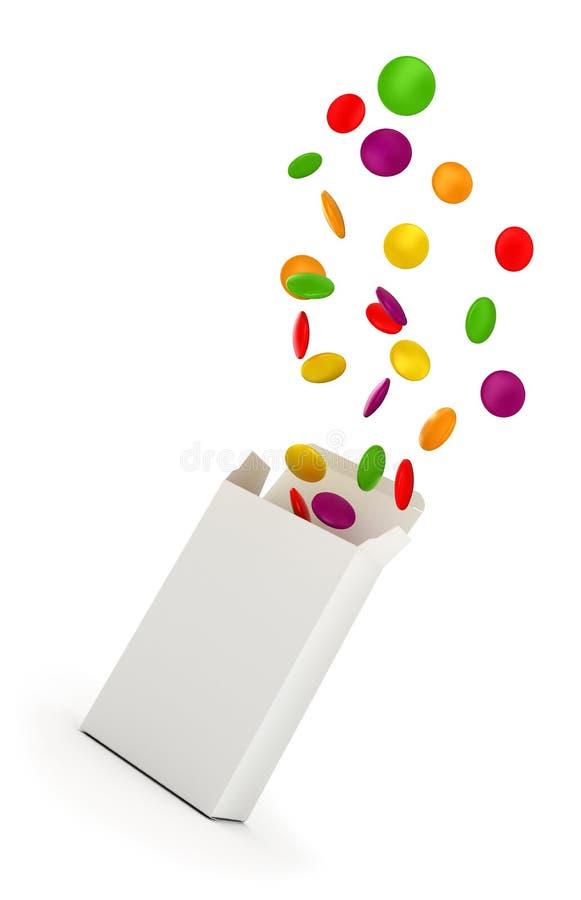 Download Vitamin pills stock illustration. Image of variation - 12301858