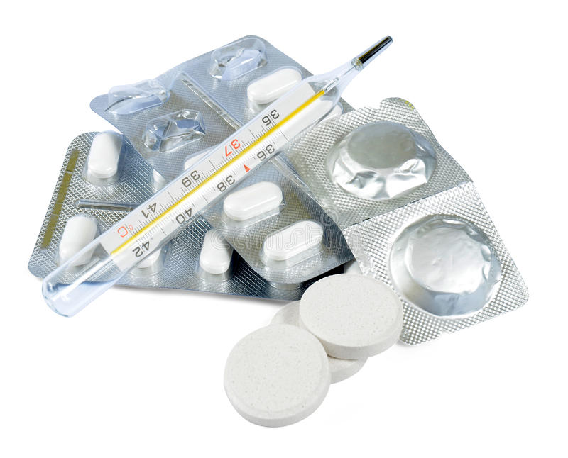 Download Vitamin Tablets And Pills Stock Photo - Image: 22679680