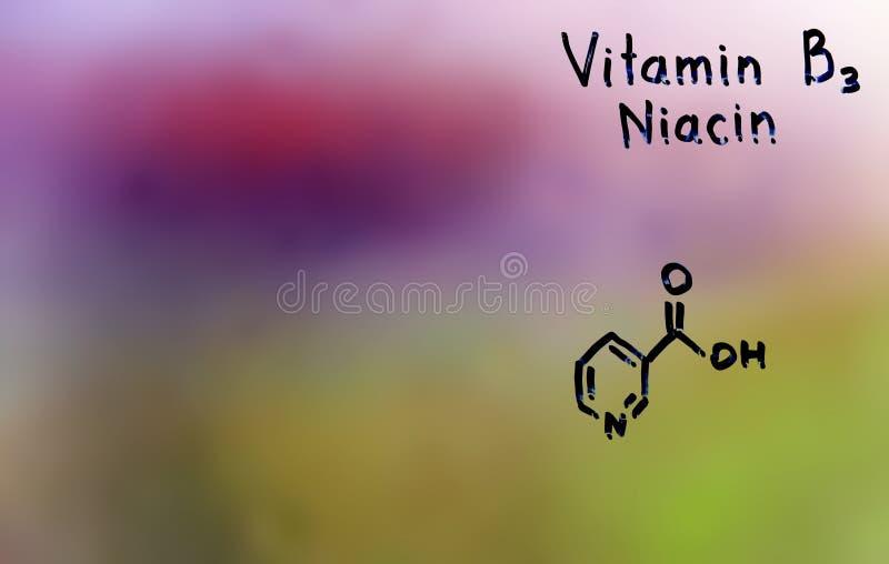 Vitamina C, fórmula, vitaminas fotos de stock royalty free