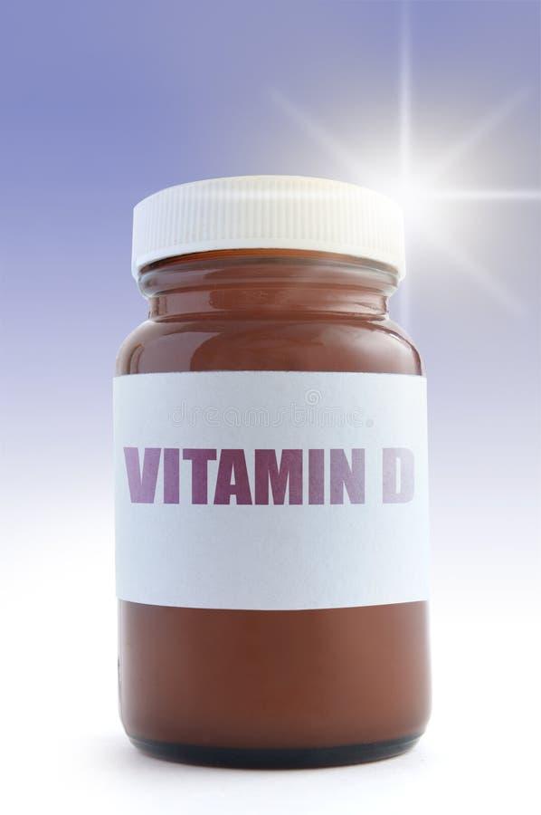 Vitamina D imagens de stock royalty free