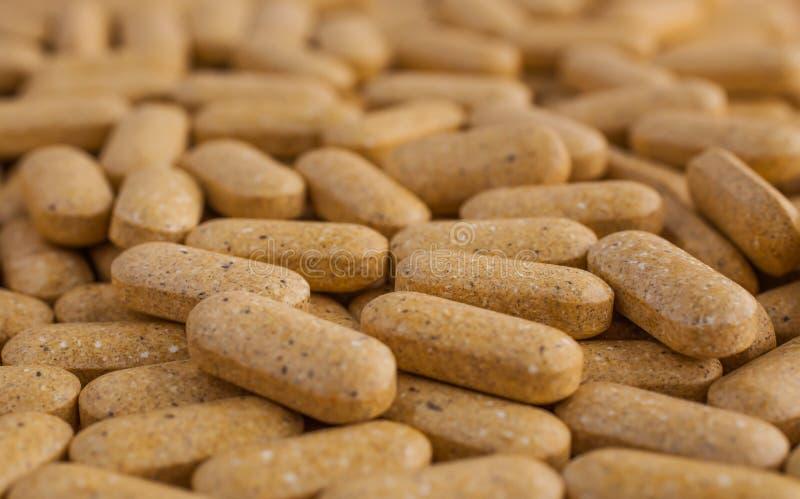 Vitaminas foto de archivo