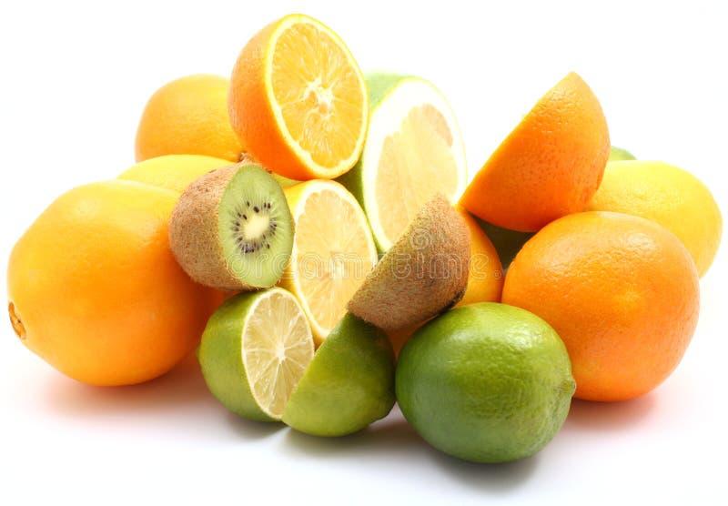 Vitaminas frescas fotos de archivo