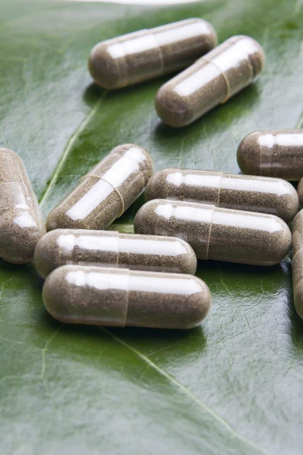 Vitamine stockfoto