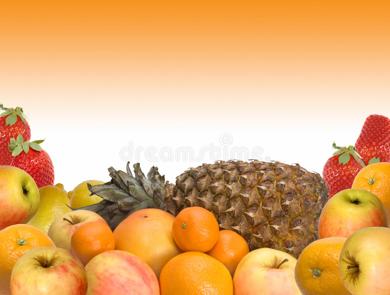Vitamine lizenzfreies stockbild