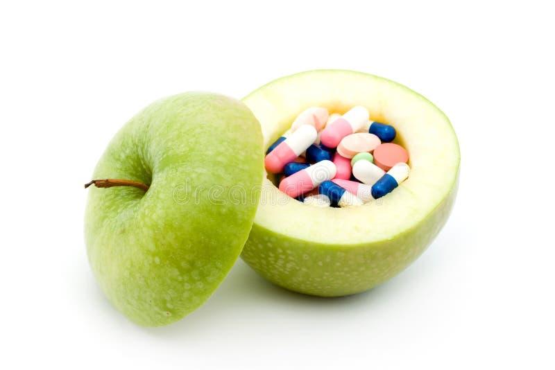 Vitamine immagini stock