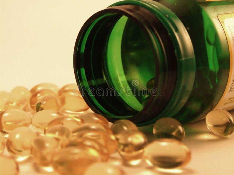 Vitamine royalty-vrije stock foto's