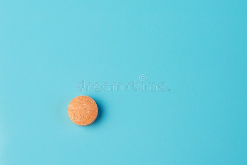 Vitamine C de Tablette photos libres de droits