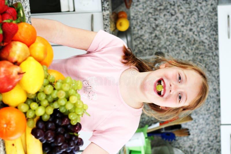 Vitamine und Gesundheit lizenzfreies stockbild