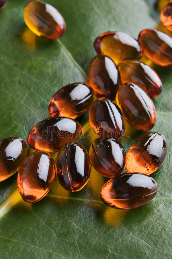 vitaminer royaltyfria foton