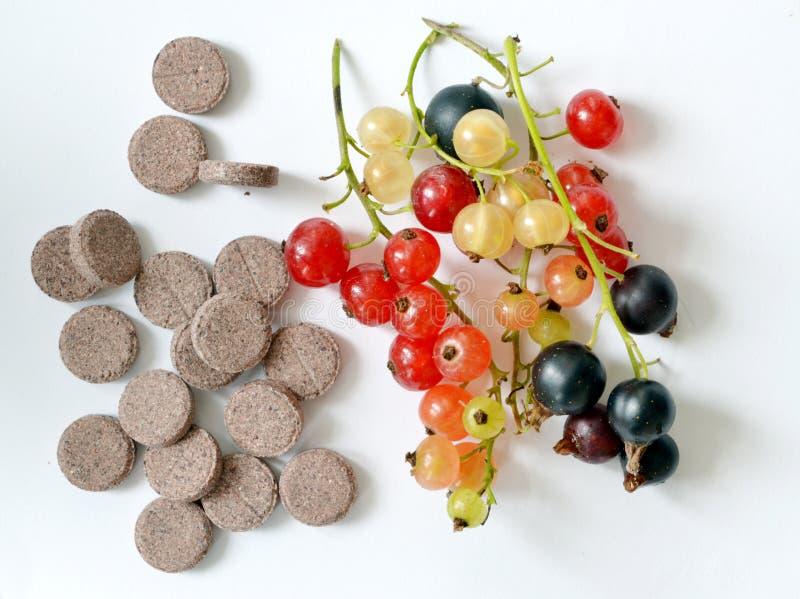 Vitamines photo libre de droits