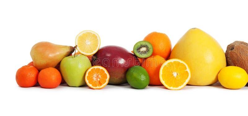 Vitaminevruchten royalty-vrije stock foto's
