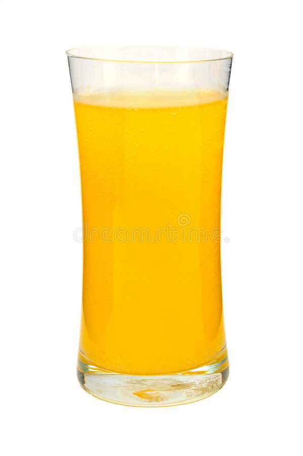 Vitamingetränk stockfoto. Bild von wasser, getrennt ...
