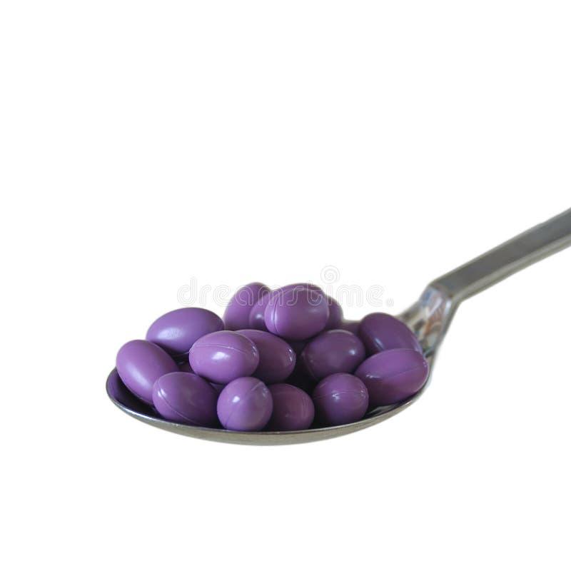 Vitaminneigung lizenzfreies stockfoto
