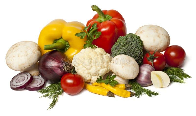 Vitamins stock images