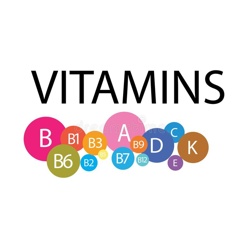 Free Vitamins Stock Images - 152913724