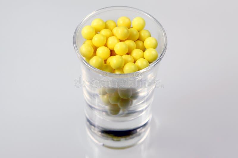 Vitamins C royalty free stock image