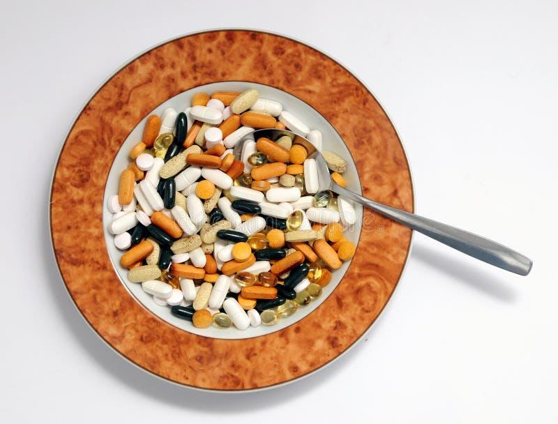 Download Vitamins soup stock image. Image of health, drug, healing - 3945953