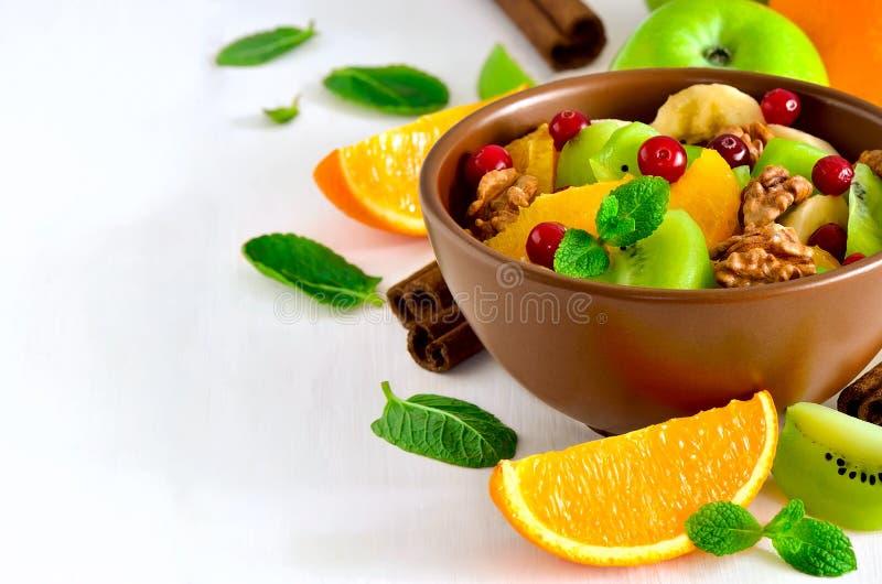 Vitaminsallad arkivbild