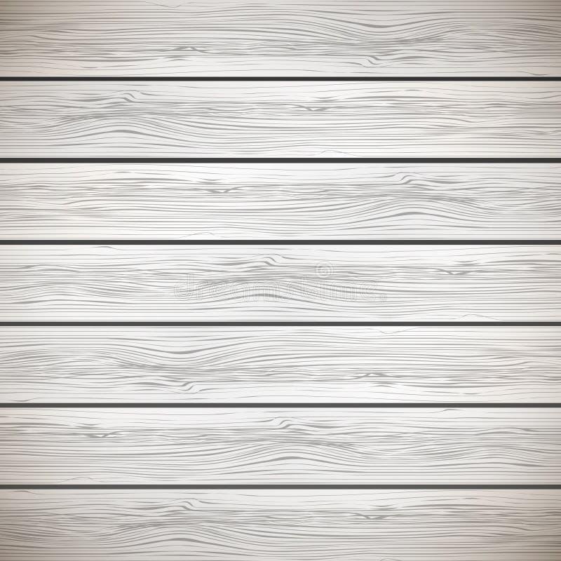 Träbakgrund royaltyfri illustrationer