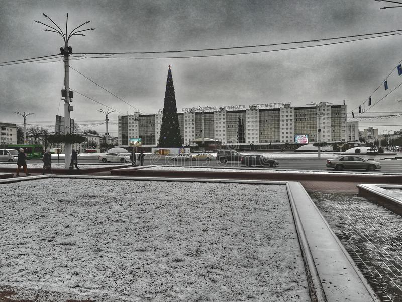 Vitebsk, Białoruś zdjęcie royalty free