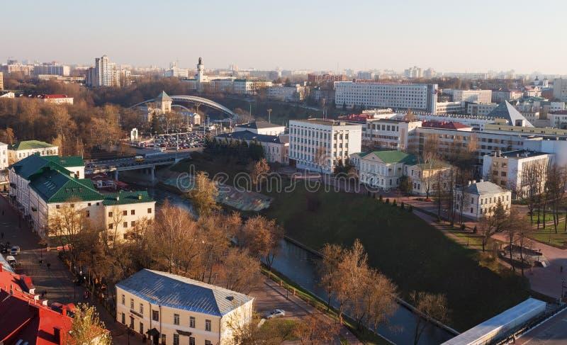 Vitebsk du centre images libres de droits