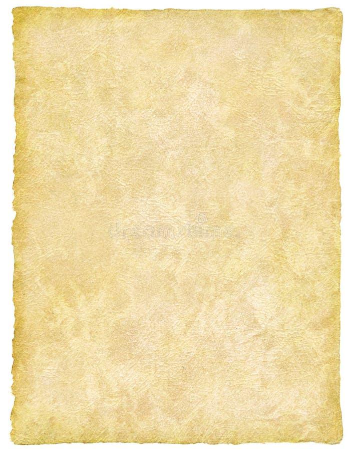 Vitela/papiro/pergamino imagen de archivo