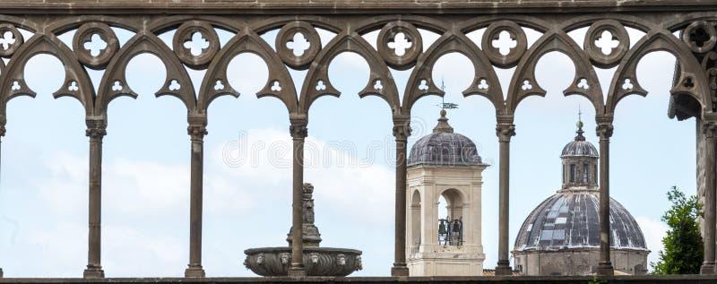 Viterbo (Italia) imagen de archivo libre de regalías