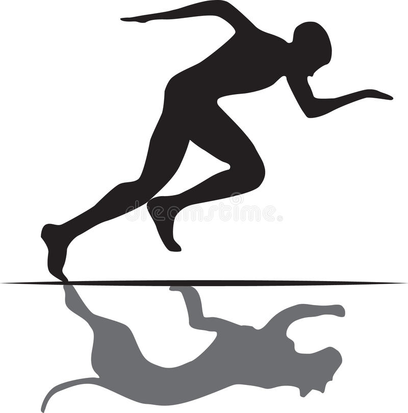 vitesse illustration stock