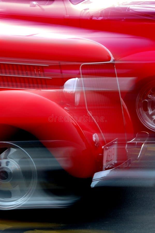 Vitesse II Rod chaud photographie stock libre de droits