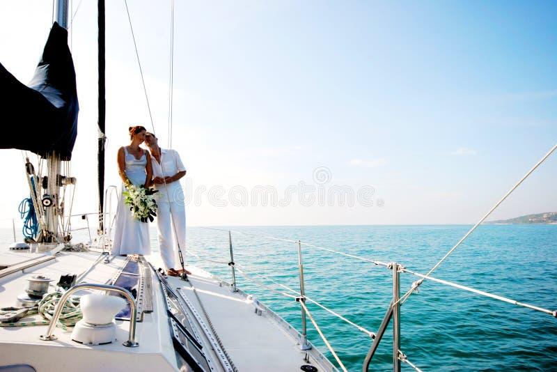 vitesse normale de couples images stock