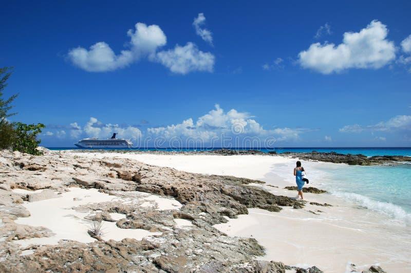 Vitesse normale des Caraïbes photographie stock